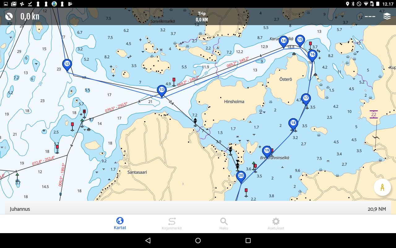 Loisto Mariner For Android Apk Download