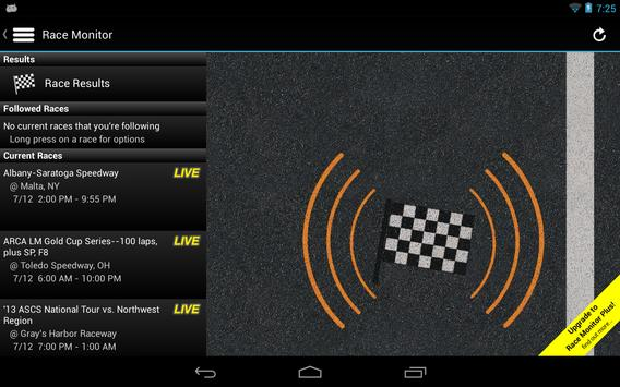 race monitor android download
