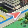 Navegador GPS sin internet - Mapas Gratuitos icono