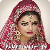 Indian Beauty Tips icon