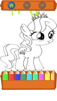 Unicorns Coloring Book- kawaii Cute for Kids screenshot 1
