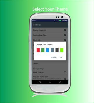 Web Explorer screenshot 2