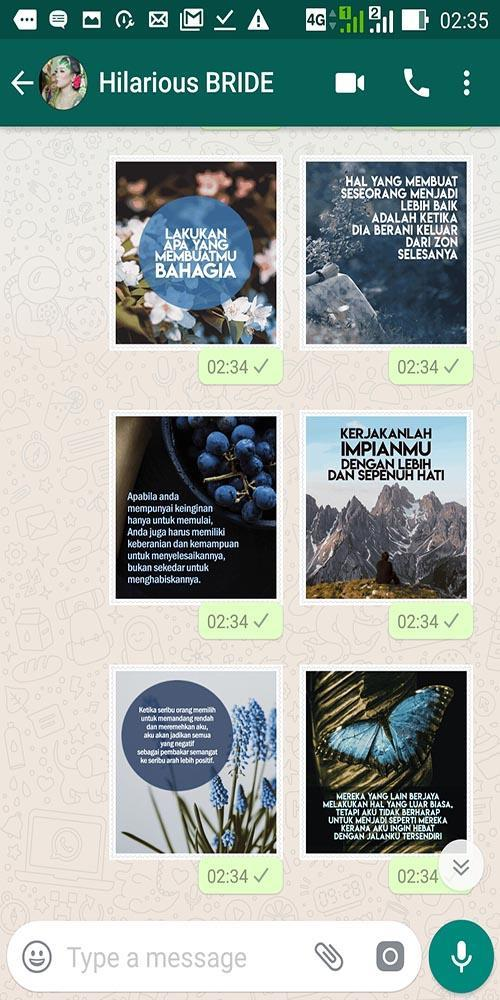 2020 Stiker Wa Kata Bijak Motivasi Wastickerapp For Android Apk