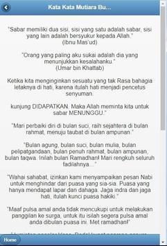 Kata-Kata Bulan Ramadhan screenshot 2