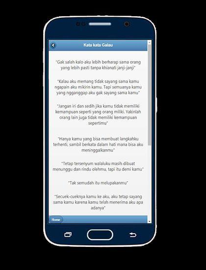 100 Kata Galau For Android Apk Download