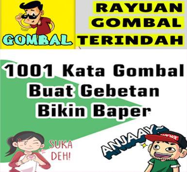 1001 Kata Gombal Romantis Bikin Baper screenshot 3