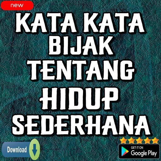 Gambar Kata Kata Bijak Hidup Sederhana Kembali Kami Akan Berbagi Dengan Kata Kata Bijak Tentang Kesederhanaan Unt Wonder Quotes Sweet Words Indonesian Quotes