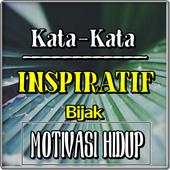 Kata Bijak Inspiratif Penuh Dengan Motivasi Hidup icon