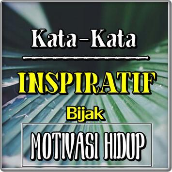 Kata Bijak Inspiratif Penuh Dengan Motivasi Hidup poster