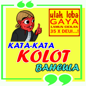 Kata Kata Kolot Baheula Für Android Apk Herunterladen