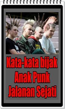 Android Için Kata Kata Bijak Anak Punk Jalanan Sejati Apk