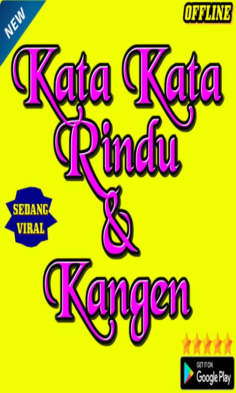 Kata Kata Rindu Dan Kangen For Android Apk Download
