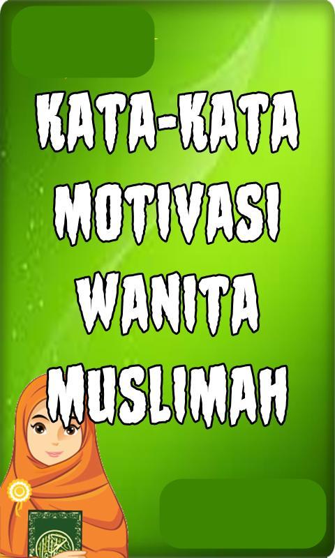Motivasi Wanita Muslimah For Android Apk Download