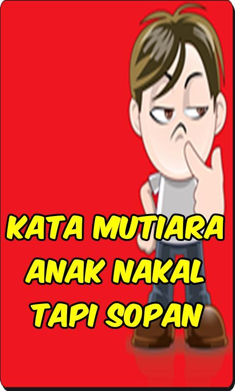 Kata Mutiara Nakal Für Android Apk Herunterladen