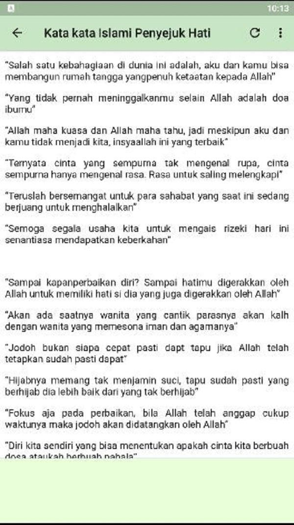 Kata Mutiara Islami For Android Apk Download