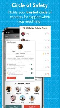 KATANA Safety screenshot 4