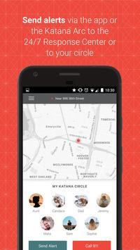 Katana Safety imagem de tela 2