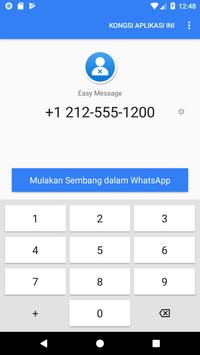 Easy Message screenshot 1