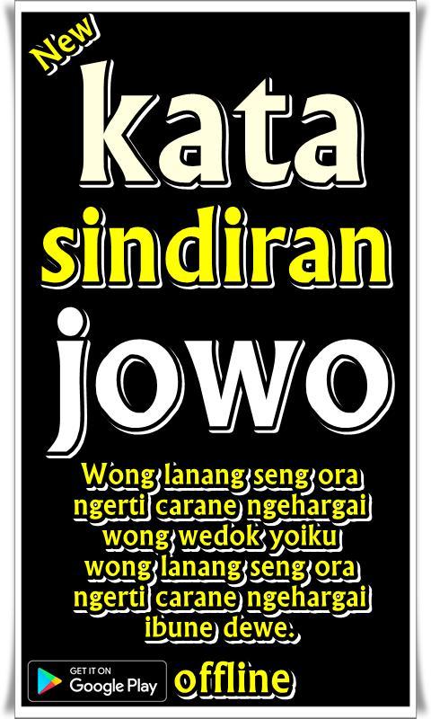 Kata Sindiran Jowo Für Android Apk Herunterladen