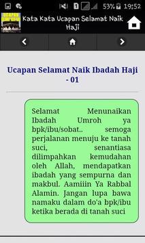 Kata Kata Ucapan Selamat Naik Haji For Android Apk Download