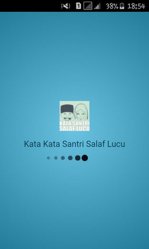 Kata Kata Santri Salaf Lucu For Android Apk Download