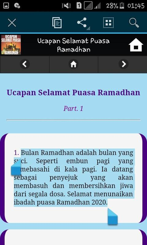 Ucapan Selamat Puasa Ramadhan Para Android Apk Baixar