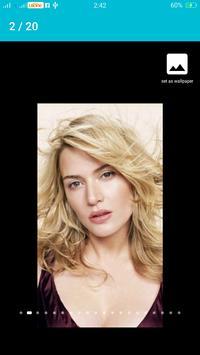 Kate Winslet Wallpaper TOP 20 screenshot 1