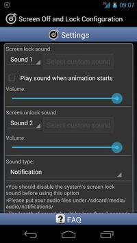 Screen Off and Lock captura de pantalla 4