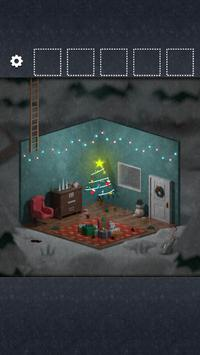 Christmas ~escape room~ poster