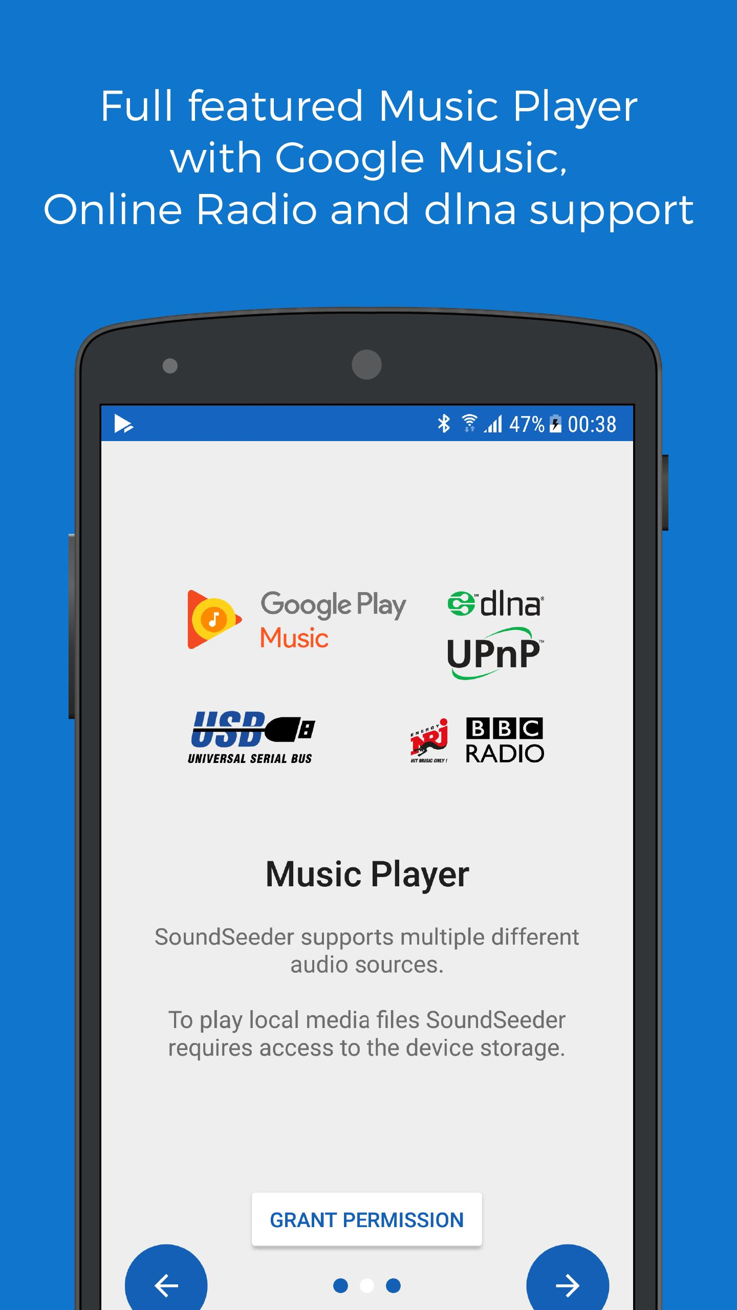 SoundSeeder for Android - APK Download