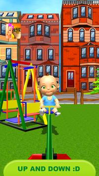 My Baby Babsy - Playground Fun screenshot 3