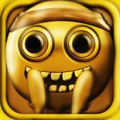 Stickman Run: 1 2 3 Go Running icon