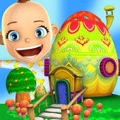 Surprise Eggs Easter Fun Games icon