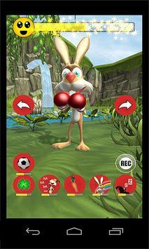 Talking Bunny - Easter Bunny screenshot 2