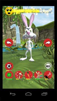 Talking Bunny - Easter Bunny screenshot 9