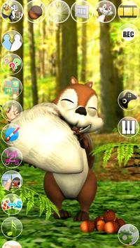 Talking James Squirrel screenshot 7