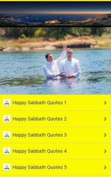 New Happy Sabbath Quotes And Wishes APK App - Free Download ...