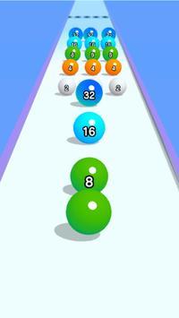 BallRun2048 screenshot 1