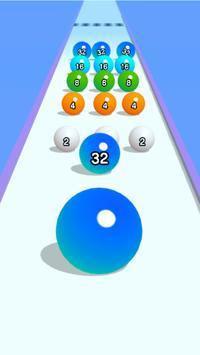 BallRun2048 screenshot 2
