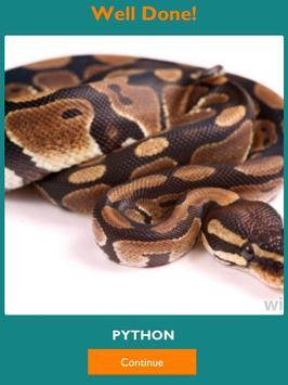 Scientific name quiz-Animals screenshot 4