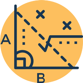Learn Trigonometry Formulas icon