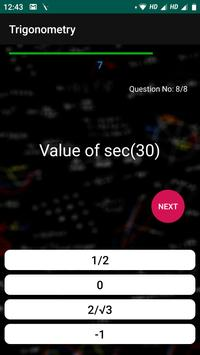 Learn Trigonometry Formulas screenshot 4