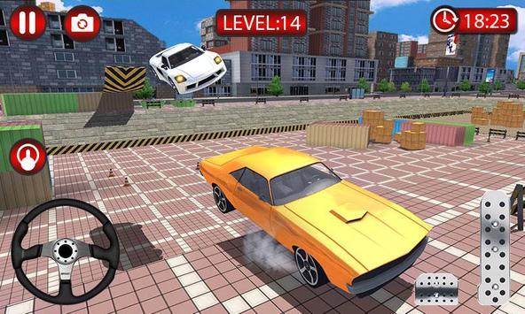 Sports Car Driving Sim 2019 - Driver Simulator screenshot 1