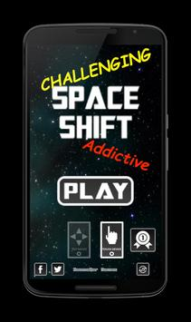 Space Shift FREE poster