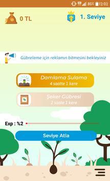 Kazandıran Fidan - Yatırımsız Para Kazan screenshot 1