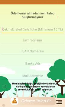 Kazandıran Fidan - Yatırımsız Para Kazan screenshot 2
