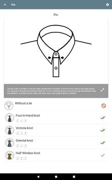 Энциклопедия галстуков скриншот 12