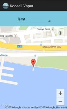Kocaeli Vapur ve Gezi screenshot 3