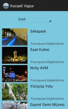 Kocaeli Vapur ve Gezi screenshot 4