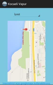 Kocaeli Vapur ve Gezi screenshot 5